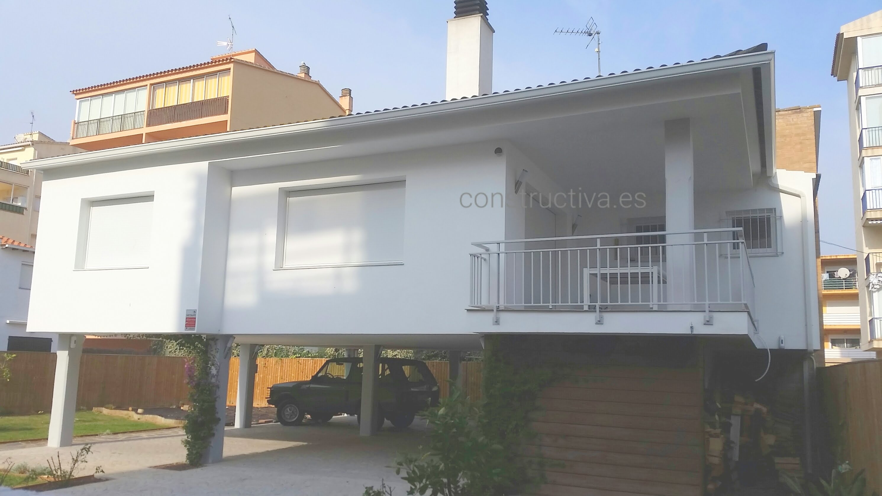 renovation maison maisons empuriabrava roses palau pau costa brava