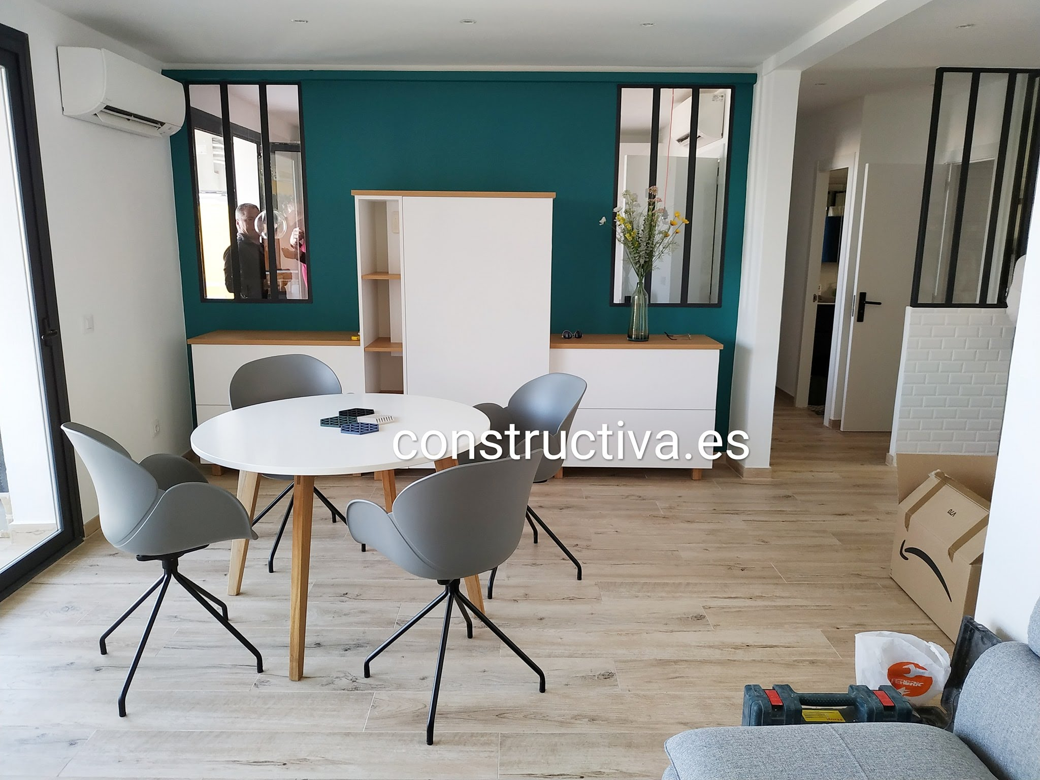 renover renovation appartement roses empuriabrava costa brava llança